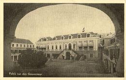 Curacao, WILLEMSTAD, Governor's Palace (1950s) Postcard - Curaçao