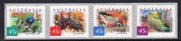 Australia 2001 Fauna & Flora IV Desert Birds Self-adhesive Strip Of 4, MNH, SG 2120/3 - 2000-09 Elizabeth II