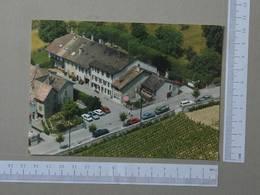 SWITZERLAND - AUBERGE -  LUINS -   2 SCANS  - (Nº25364) - VD Vaud