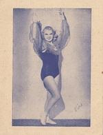 VÈRA - Kleine Karte Mit Rückseitiger Widmung - Tanz