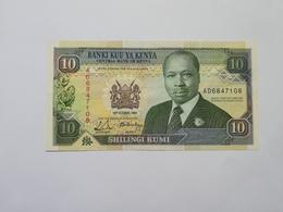 KENIA 10 SHILINGI 1989 - Kenya