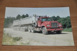 4834- NICE TRUCK, MACK RS 795 IN MICHIGAN - Vrachtwagens En LGV
