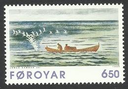 Faroe Islands, 6.50 Kr. 1996, Sc # 308, Mi # 306, MNH. - Faroe Islands