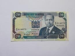 KENIA 20 SHILINGI 1988 - Kenya