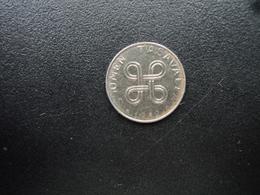 FINLANDE : 1 MARKKA  1952  KM 36    SUP+ / SUP - Finland