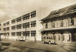 French Guiana, Guyane, CAYENNE, Ave. F. Roosevelt, Primary Girls School (1960s) - Postcards