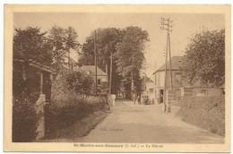 Saint-Martin-aux-Buneaux - France