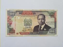 KENIA 100 SHILINGI 1990 - Kenia