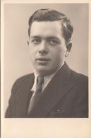 SCHAUSPIELER ? - Orig.Fotokarte Mit Widmung, 1945 - Schauspieler