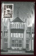 Belgique - Carte Maximum 1952 - Basilique Du Sacré Cœur à Koekelberg - O 255 - Maximum Cards