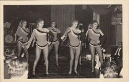 BALLET - Mit Damen, Großer Sauhaufen, Fotokarte Mit Widmung - Tanz