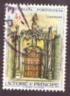 São Tomé E Príncipe -1969 The 500th Anniversary Of The Birth Of King Manuel I 4$00 - Sao Tome Et Principe
