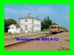 AL 506 - Autorail Caravelle En Gare - LYRE - Eure - SNCF - France