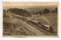 The Atlantic Coast Express (Southern Railway) - United Kingdom