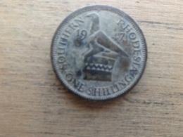 Southern Rhodesia   1 Shilling  1947  Km 18b - Rhodésie