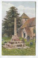 Churchyard Cross North Hinksey Nr Oxford - England