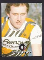 CPSM CYCILSME - COUREUR Bernard BECAAS EQUIPE RENAULT CYCLES GITANE CAMPAGNOLO TOUR DE FRANCE 1979 - Cyclisme
