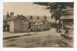 Widdecombe-in-the-Moor - England