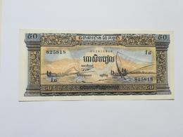 CAMBOGIA 50 RIELS - Cambodia