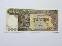 CAMBOGIA 100 RIELS - Cambodja