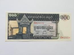 CAMBOGIA 100 RIELS - Cambogia