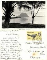 Mauritius, Morne Brabant (1966) RPPC Postcard - Mauritius