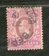 Somaliland Protectorate 1904 2A KEd Sc 42 Used # 270 - Somalia (1960-...)