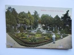 CPA - Le Square Du Petit Sablon 1908 - Forêts, Parcs, Jardins