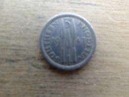 Southern Rhodesia   3  Pence  1947  Km 16b - Rhodésie
