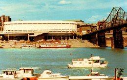 Cincinnati  Riverfront Coliseum - Cincinnati