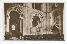 S Choir And S Transept Romsey Abbey - England