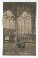 Chapter House Salisbury Cathedral - Salisbury