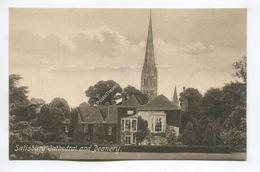Salisbury Cathedral And Deanery - Salisbury