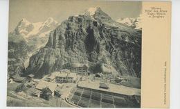 SUISSE - BERN - MÜRREN - Hôtel Des Alpes - BE Berne