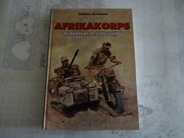 1941-1943 AFRIKAKORPS LA CAMPAGNE DE LIBYE-EGYPTE - 1939-45