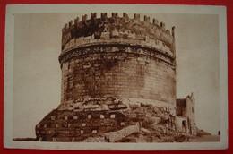 ROMA - DINTORNI - VIA APPIA - TOMBA DI CECILIA METELLA - Places & Squares
