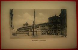ROMA - IL QUIRINALE - Places & Squares