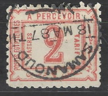Egitto - 1884 - Usato/used - Segnatasse - Mi N. 4 - Egitto