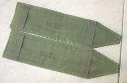 Shoulder Straps Pour Brelage USMC Marines P41 US WW2 - 1939-45