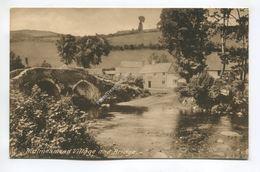 Malmesmead Village And Bridge - England