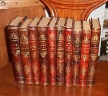 Anatole France. 10 Volumes. - Lots De Plusieurs Livres