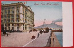 NAPOLI - SANTA LUCIA HOTEL - Napoli (Naples)