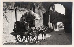 ITALIA -ROMA -VIA S.GIOVANNI E PAOLO-CARRO DA VINO-NON VIAGGIATA - Other Monuments & Buildings
