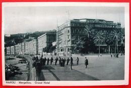 NAPOLI - MERGELLINA - GRAND HOTEL - Napoli (Naples)