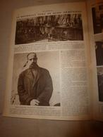 1919 LE MIROIR:Le Bourreau Turc De 40000 Arméniens;Leipzig;Terre-Neuve;Catastrophe Au Pont Du Gotteron à Fribourg;etc - Revues & Journaux