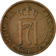 Monnaie, Norvège, Haakon VII, 2 Öre, 1937, TTB, Bronze, KM:371 - Norvège