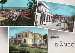 Reggio Calabria - Saluti Da Bianco - Vedutine - - Reggio Calabria