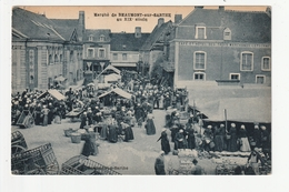 BEAUMONT SUR SARTHE - MARCHE AU XIX SIECLE - 72 - Beaumont Sur Sarthe