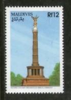 Maldives 1995 Victory Column Berlin Germany Monuments Sc 2048 MNH # 533 - Maldives (1965-...)