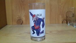 AC - COCA COLA AEGEAN GLASS FROM TURKEY - Tazas & Vasos
